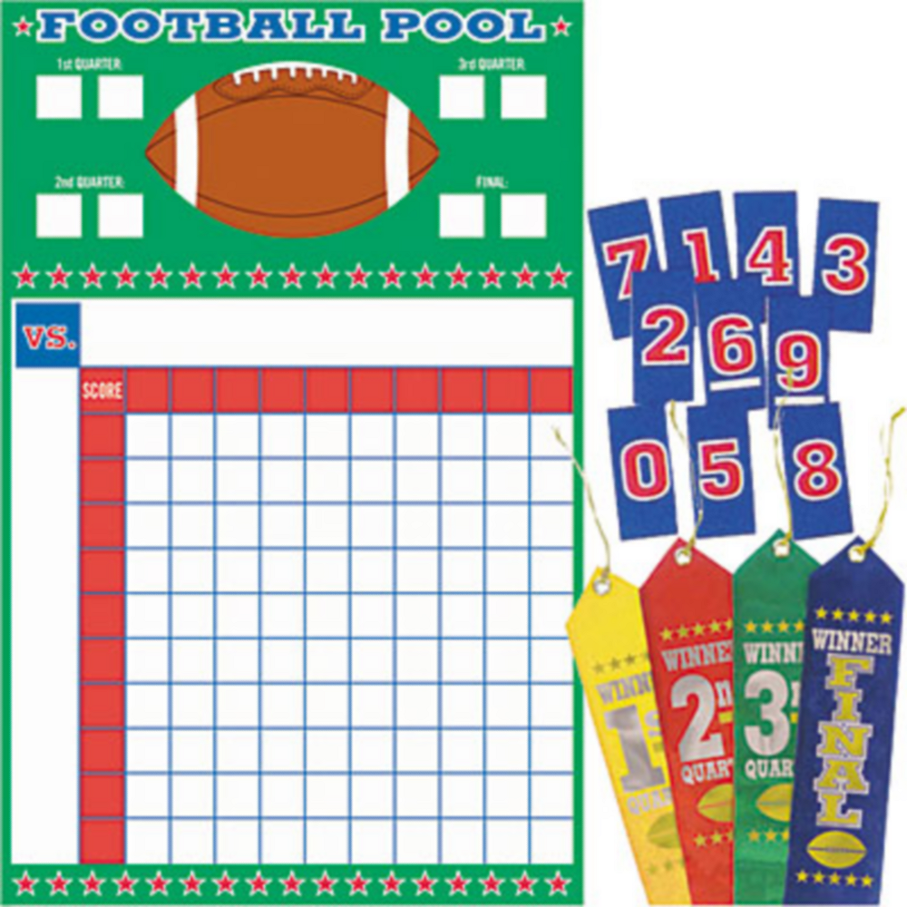 Football Pool Game Image #1