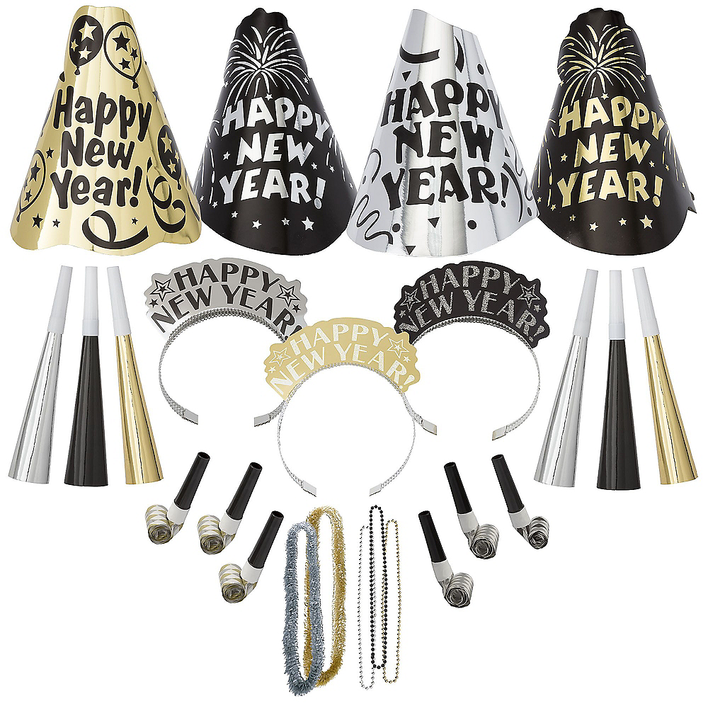 Kit For 100 - Fantasy New Year's Party Kit Image #1