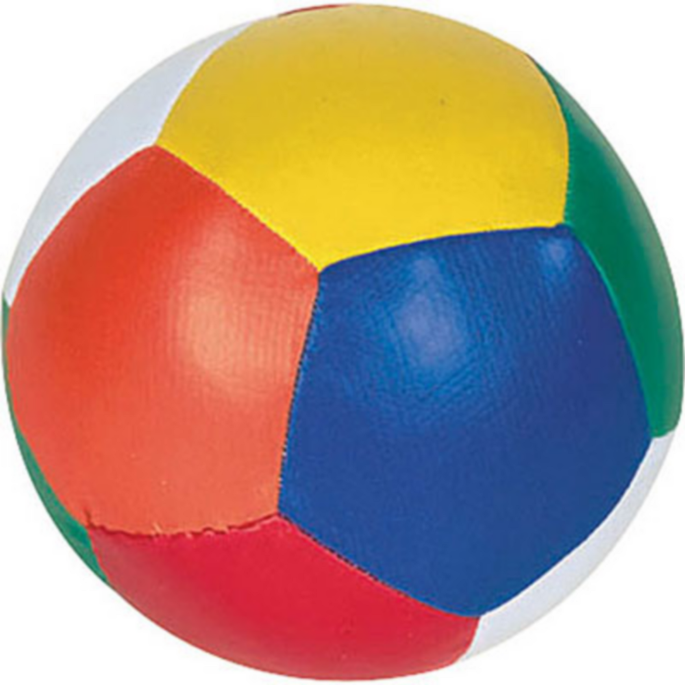 Rainbow Soccer Ball Image #1