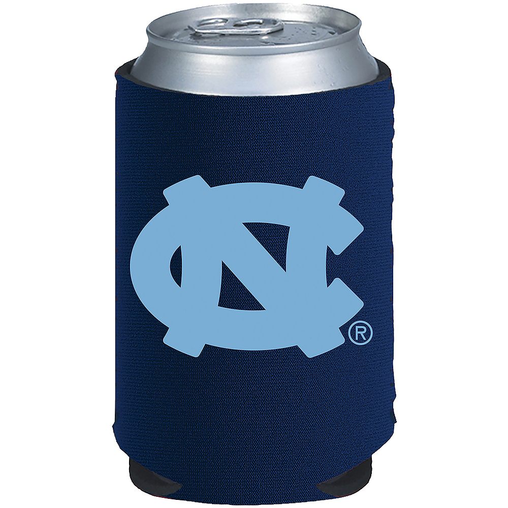 North Carolina Tar Heels Can Coozie Image #1