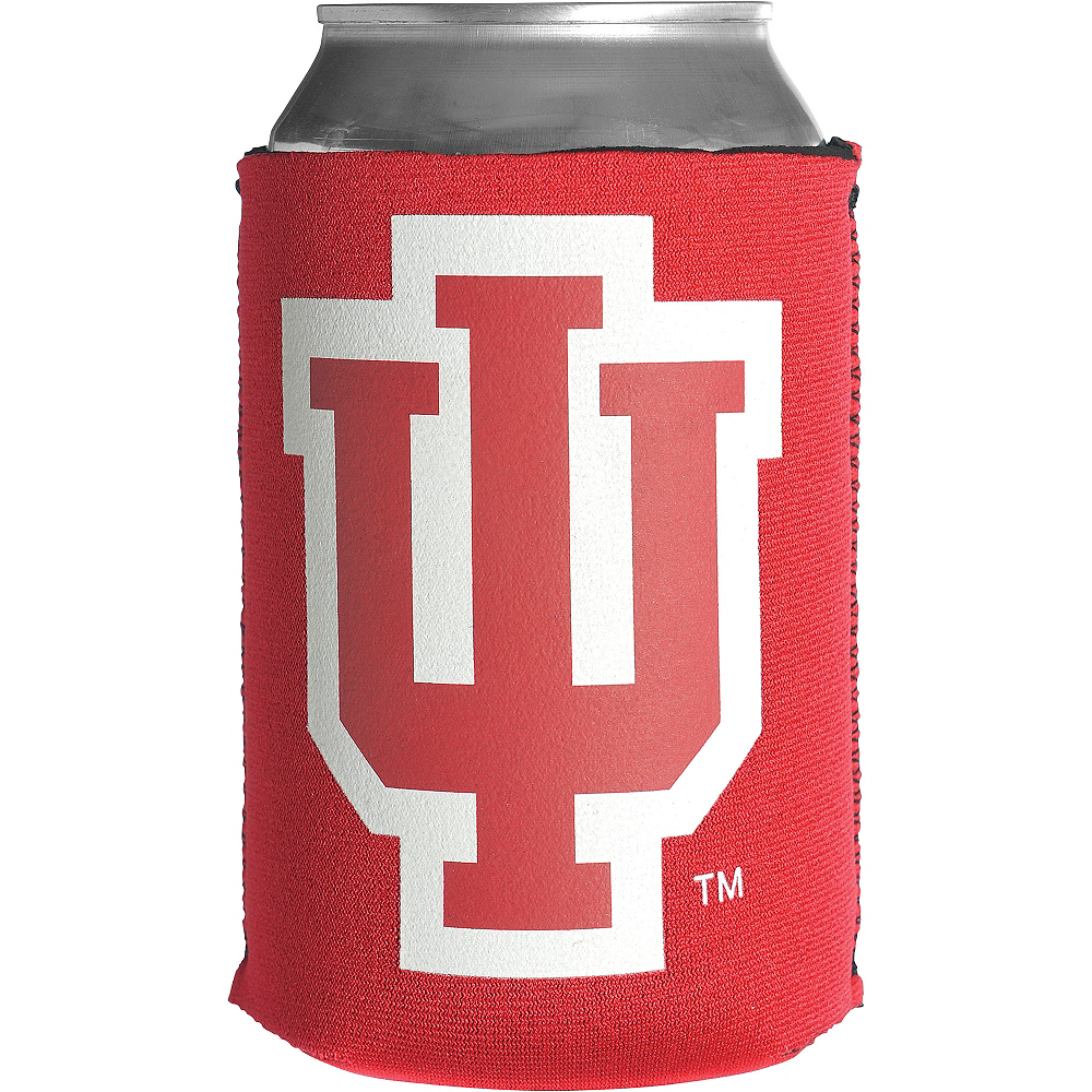 Indiana Hoosiers Can Coozie Image #1