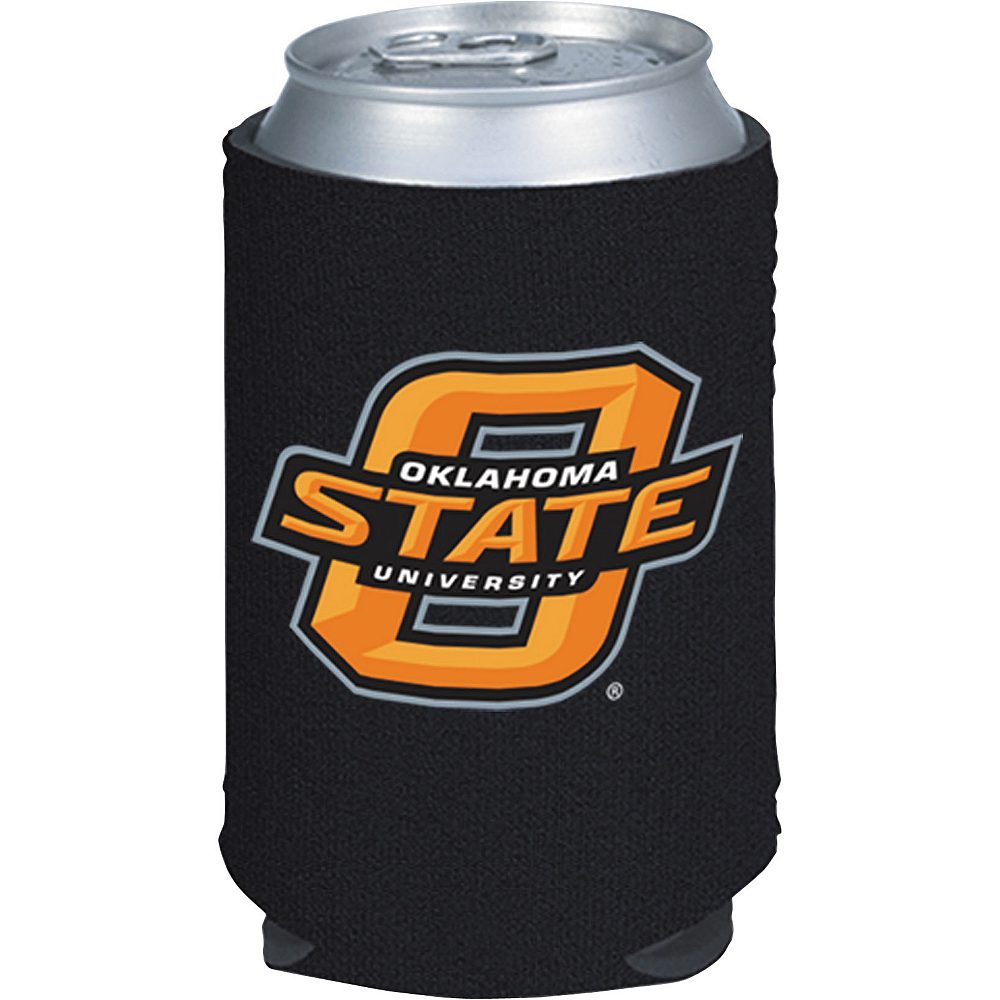 Oklahoma State Cowboys Can Coozie Image #1