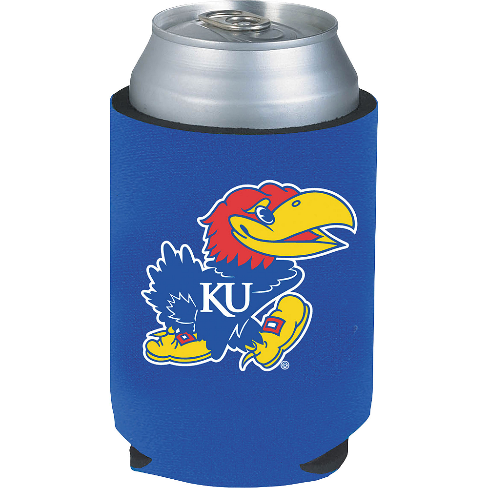 Nav Item for Kansas Jayhawks Can Coozie Image #1