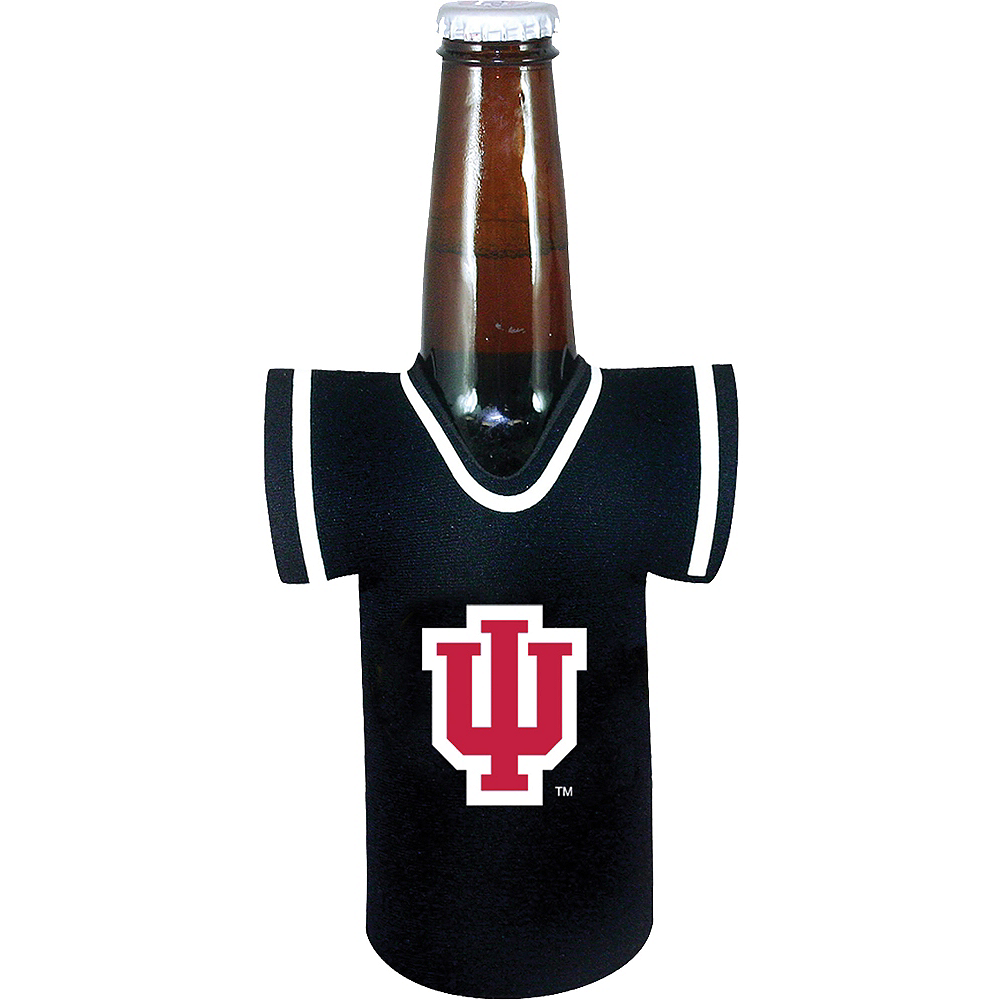 Nav Item for Indiana Hoosiers Jersey Bottle Coozie Image #1