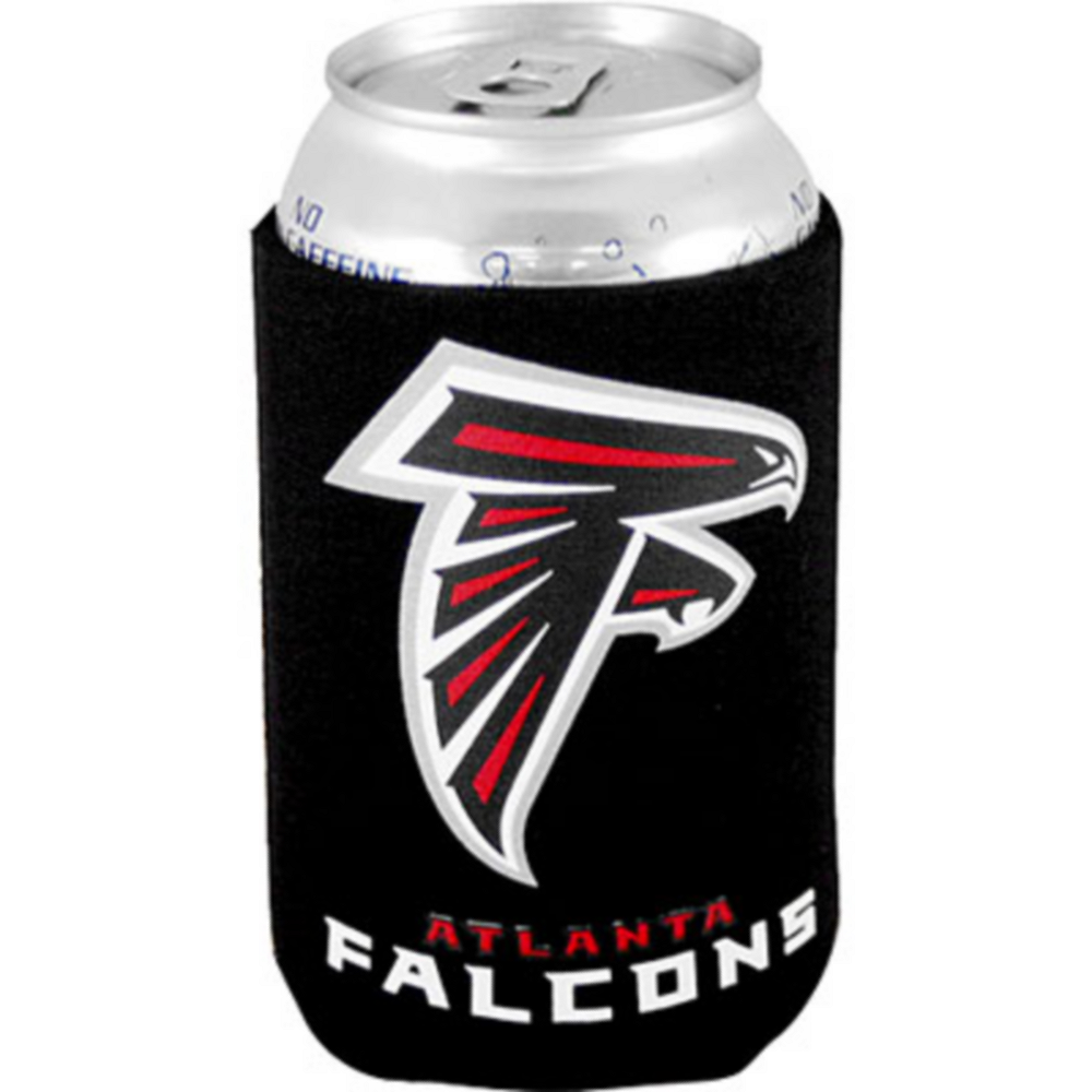 Atlanta Falcons Can Coozie Image #1