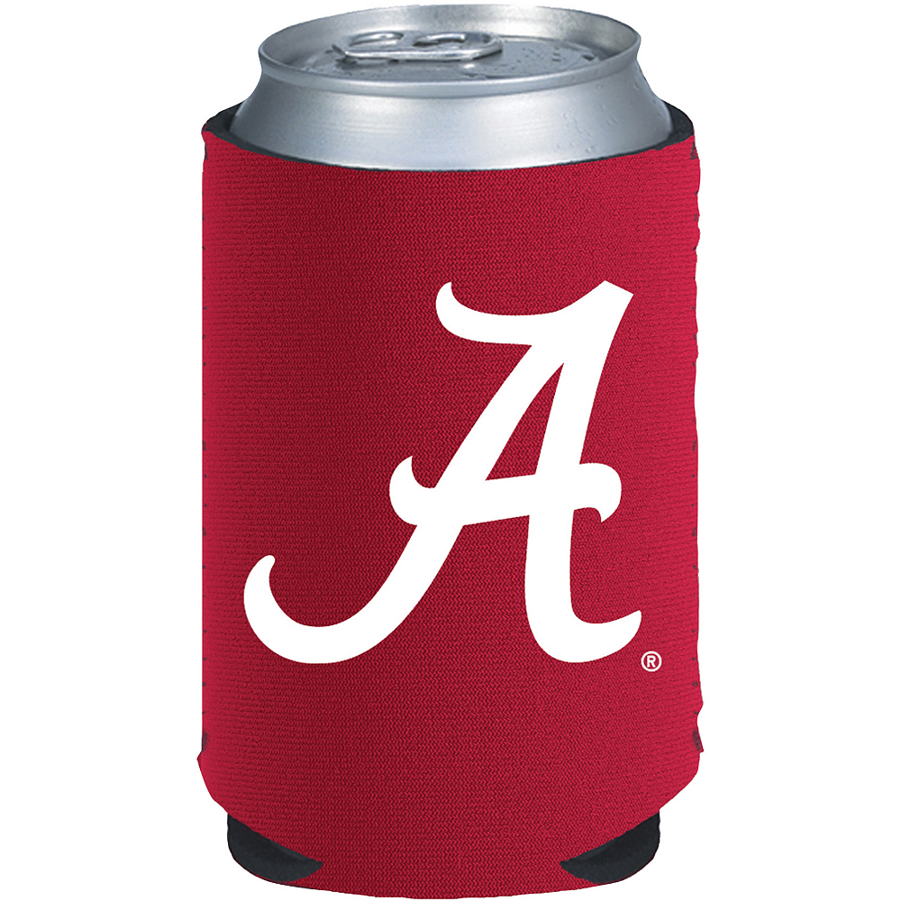 Alabama Crimson Tide Can Coozie Image #1