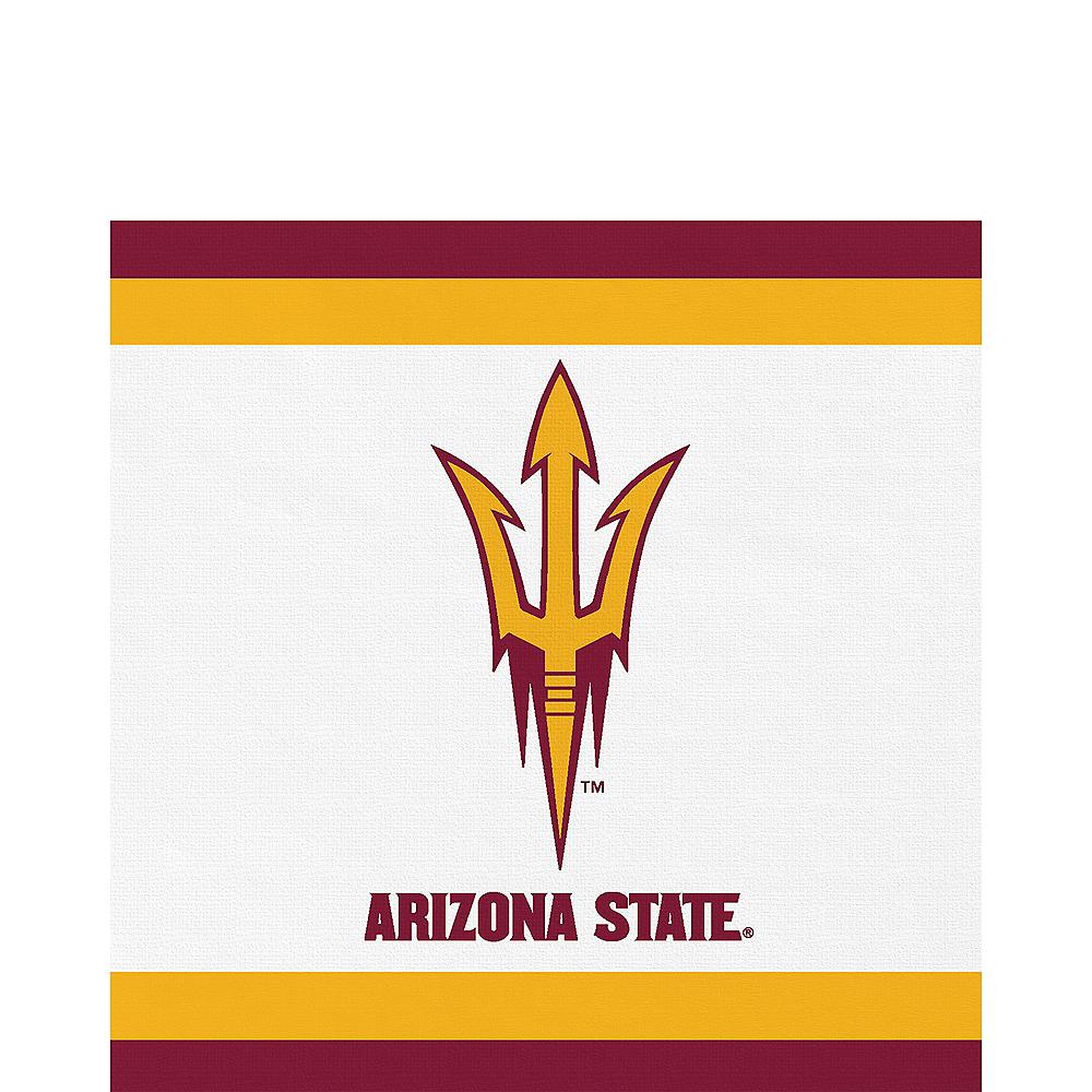 Arizona State Sun Devils Lunch Napkins 20ct Image #1