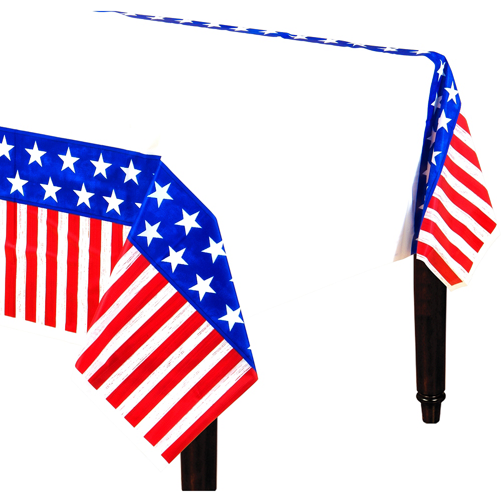 Americana Table Cover Image #1