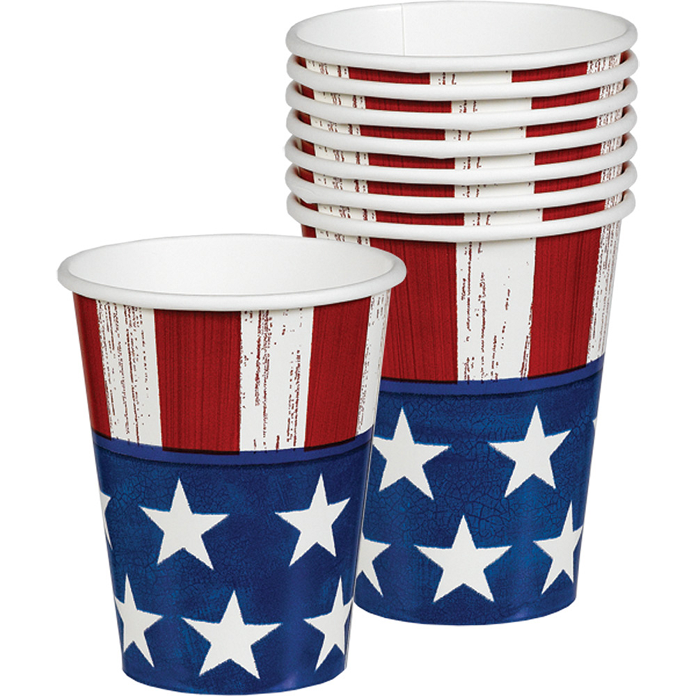 Nav Item for Americana Cups 25ct Image #1
