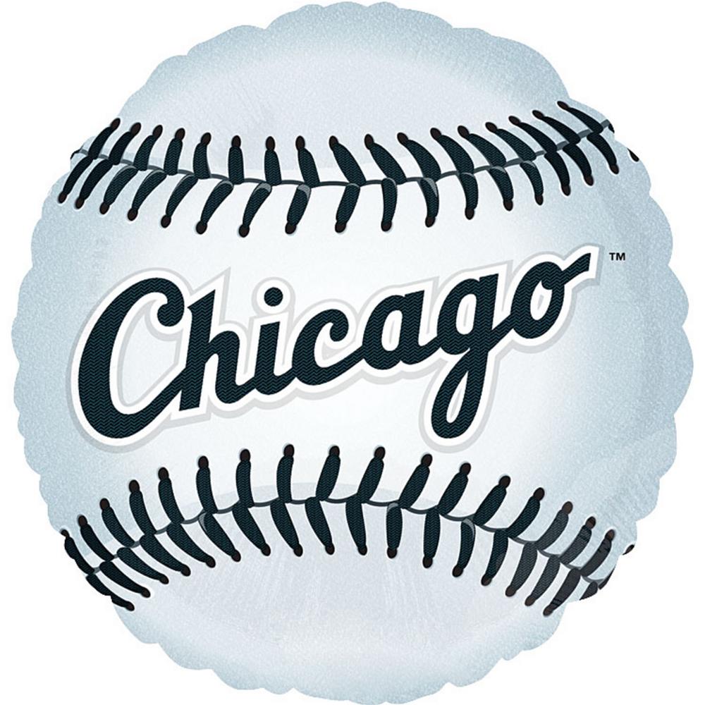 Chicago White Sox Balloon - Baseball Image #1
