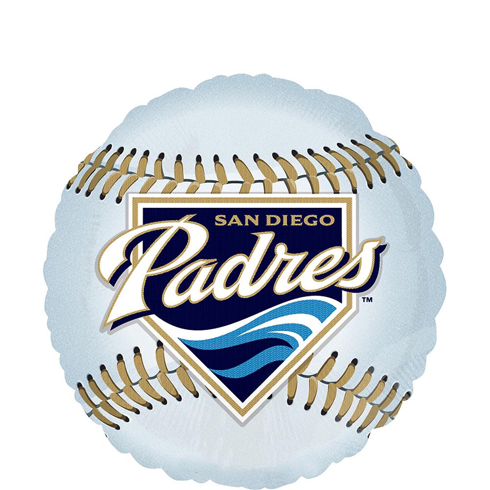 San Diego Padres Balloon - Baseball Image #1