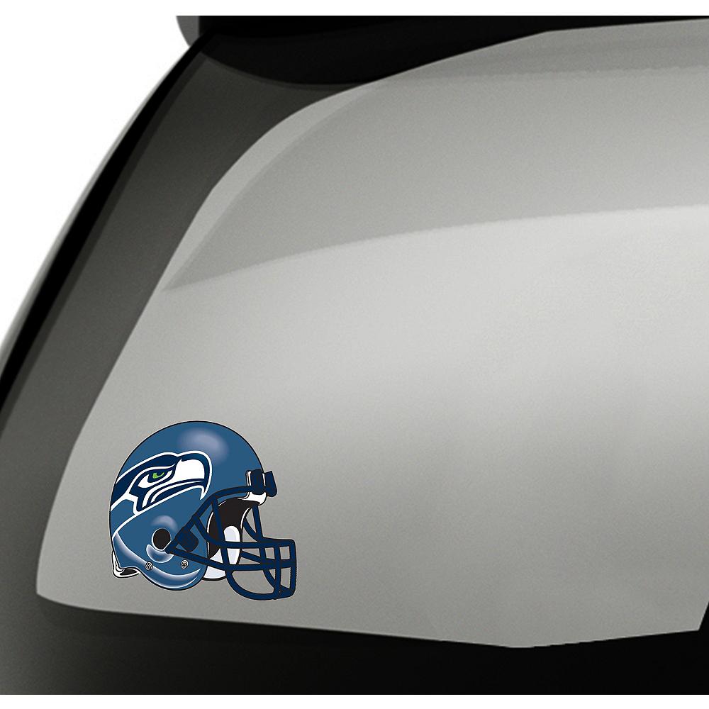 Seattle Seahawks Helmet Decal Image #1
