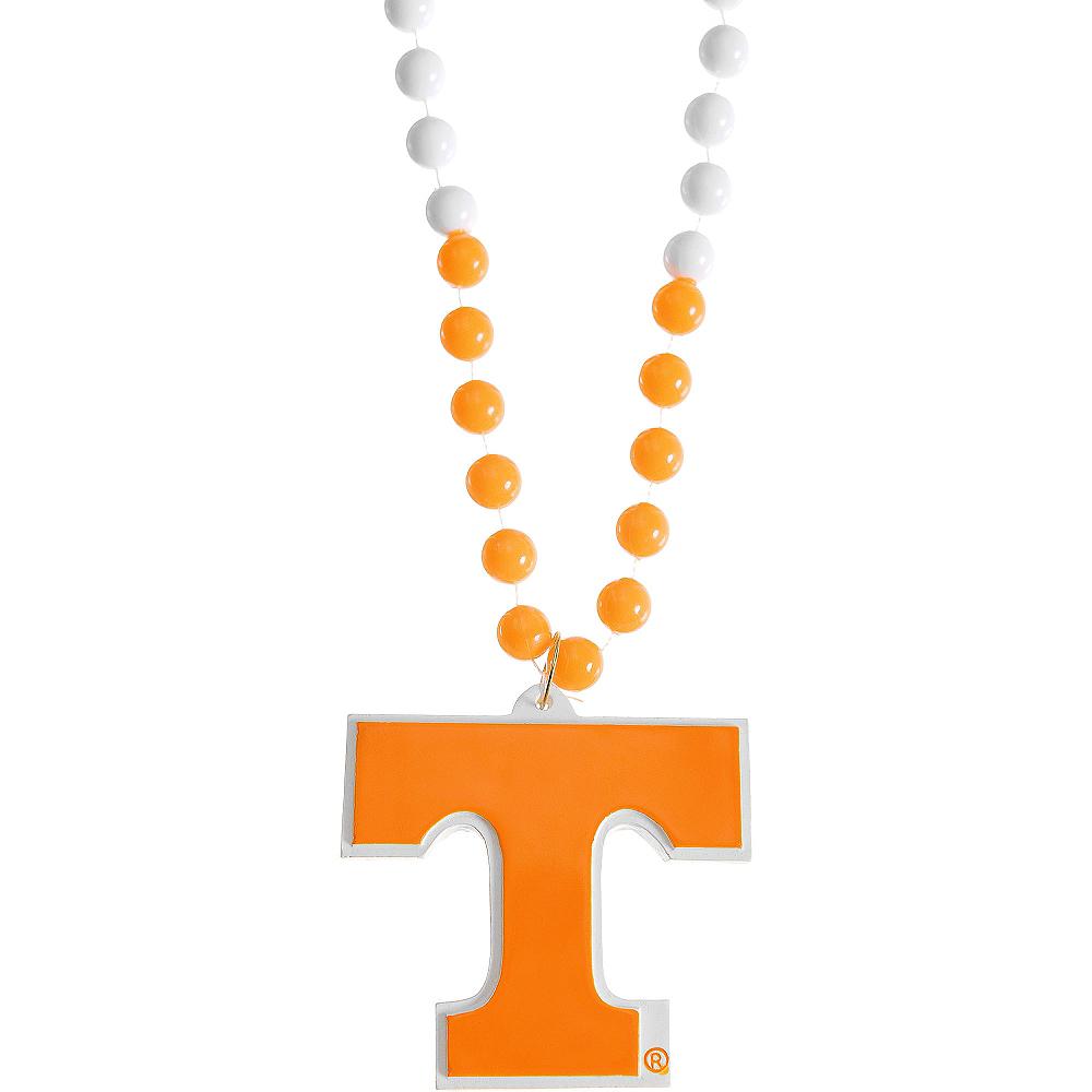 Tennessee Volunteers Pendant Bead Necklace Image #1