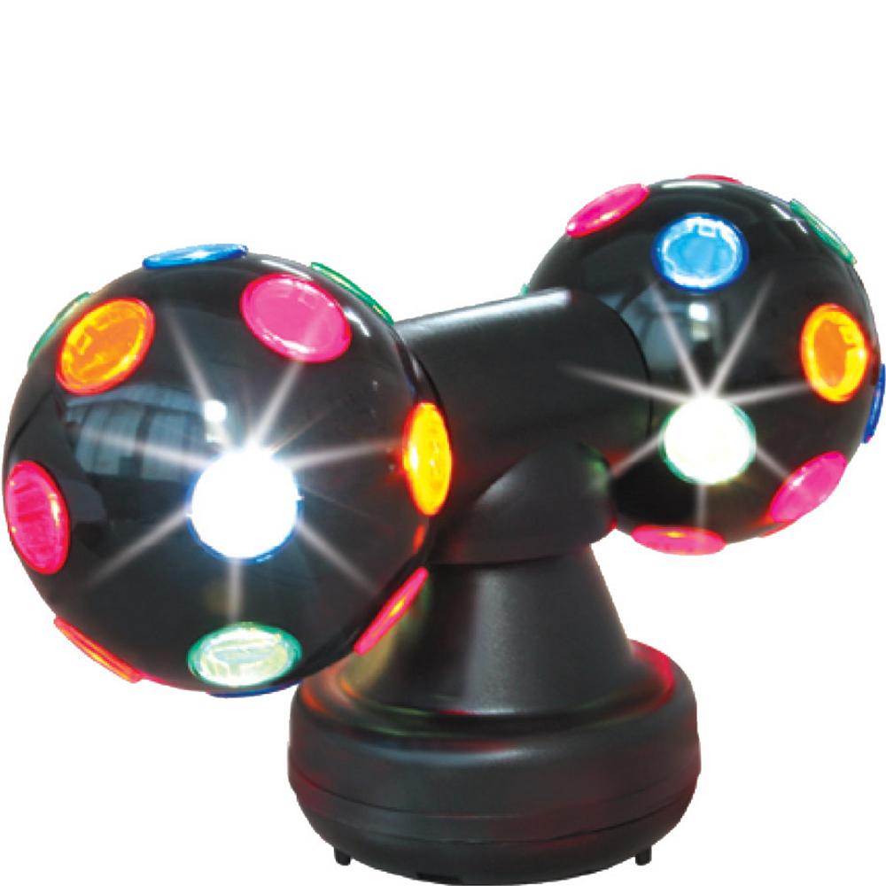 Deluxe Rainbow Disco Light Image #1