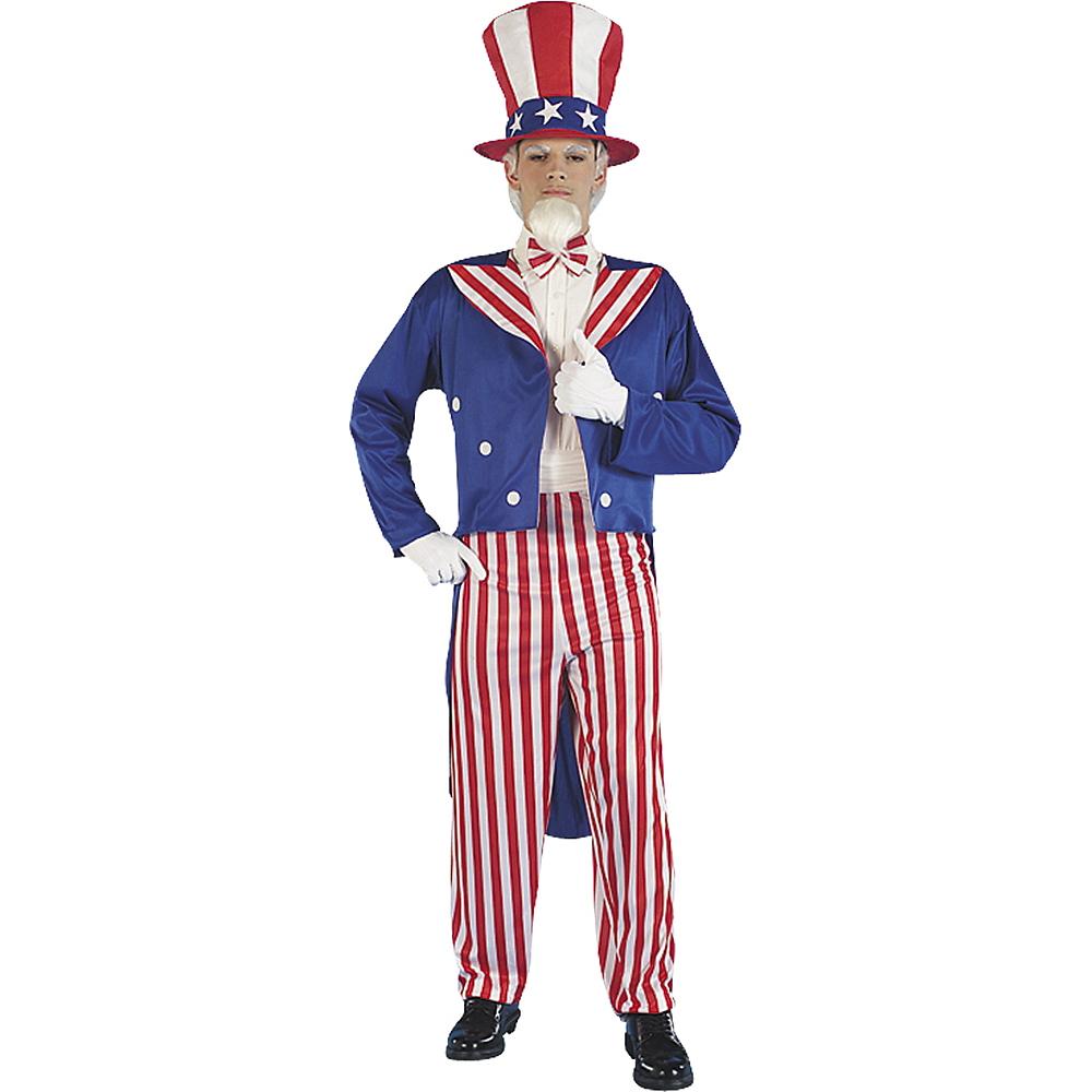 Uncle Sam Costume Adult Image #1