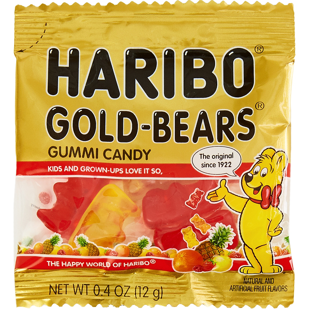 Haribo Gold Bears 16 oz Image #2