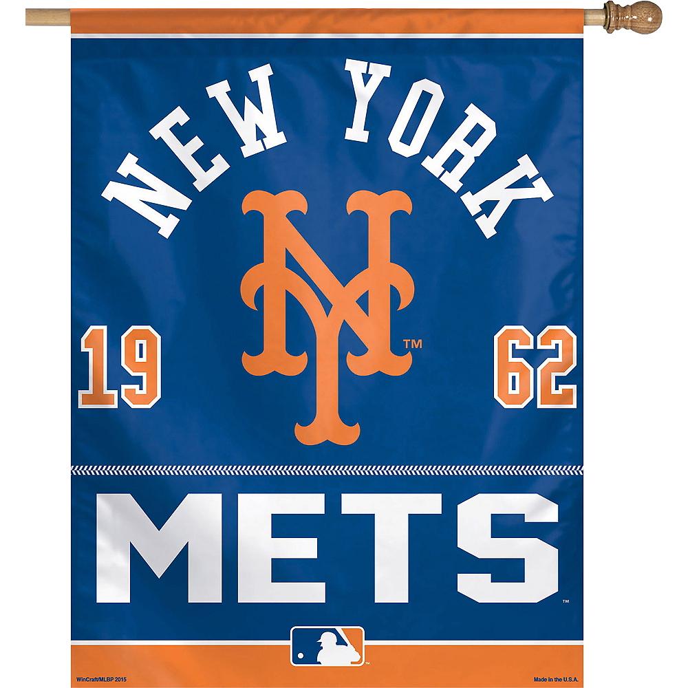New York Mets Banner Flag Image #1