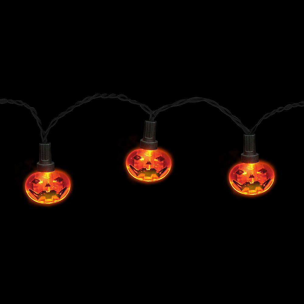 LED Pumpkin Lights Image #2