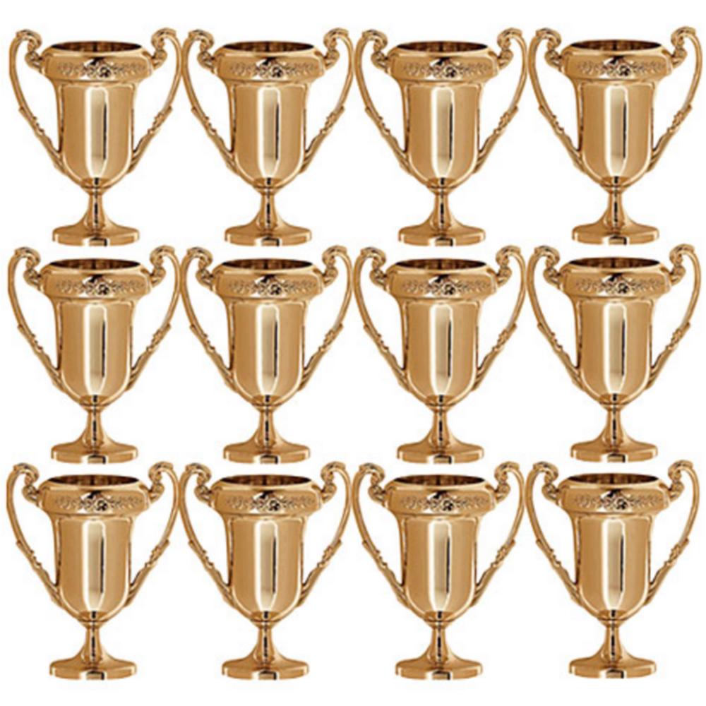 Mini Award Trophies 12ct Image #1