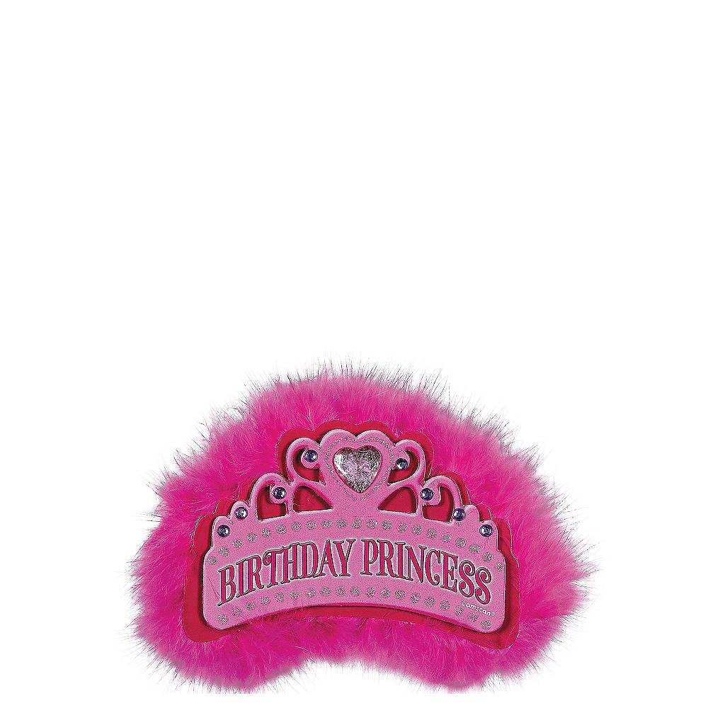 Birthday Princess Button Image #1