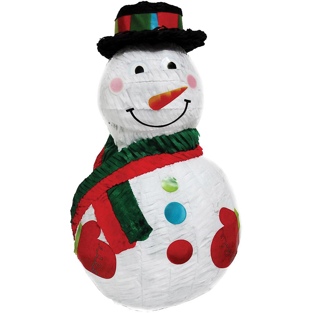 Snowman Pinata Image #1