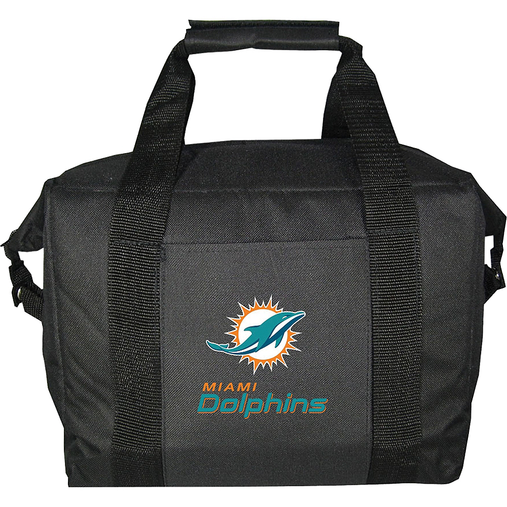 Miami Dolphins 12-Pack Cooler Bag Image #1