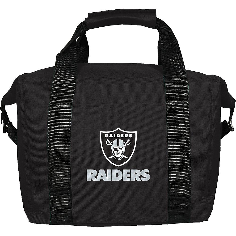 Oakland Raiders 12-Pack Cooler Bag Image #1