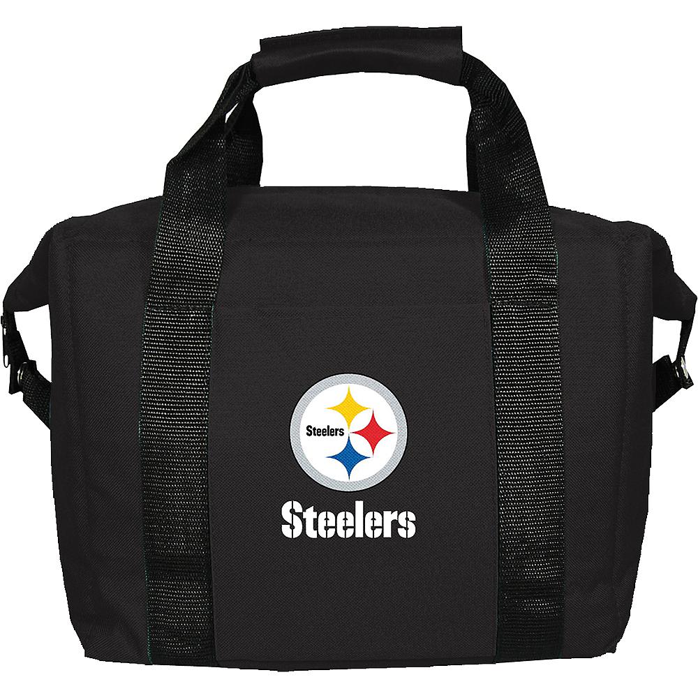 Pittsburgh Steelers 12-Pack Cooler Bag Image #1