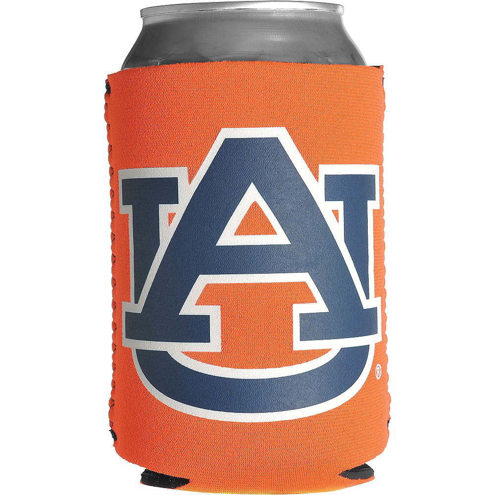 Auburn Tigers Can Coozie Image #1