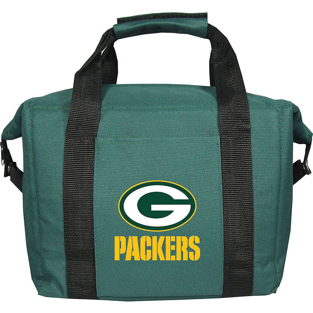 Green Bay Packers 12-Pack Cooler Bag Image #1