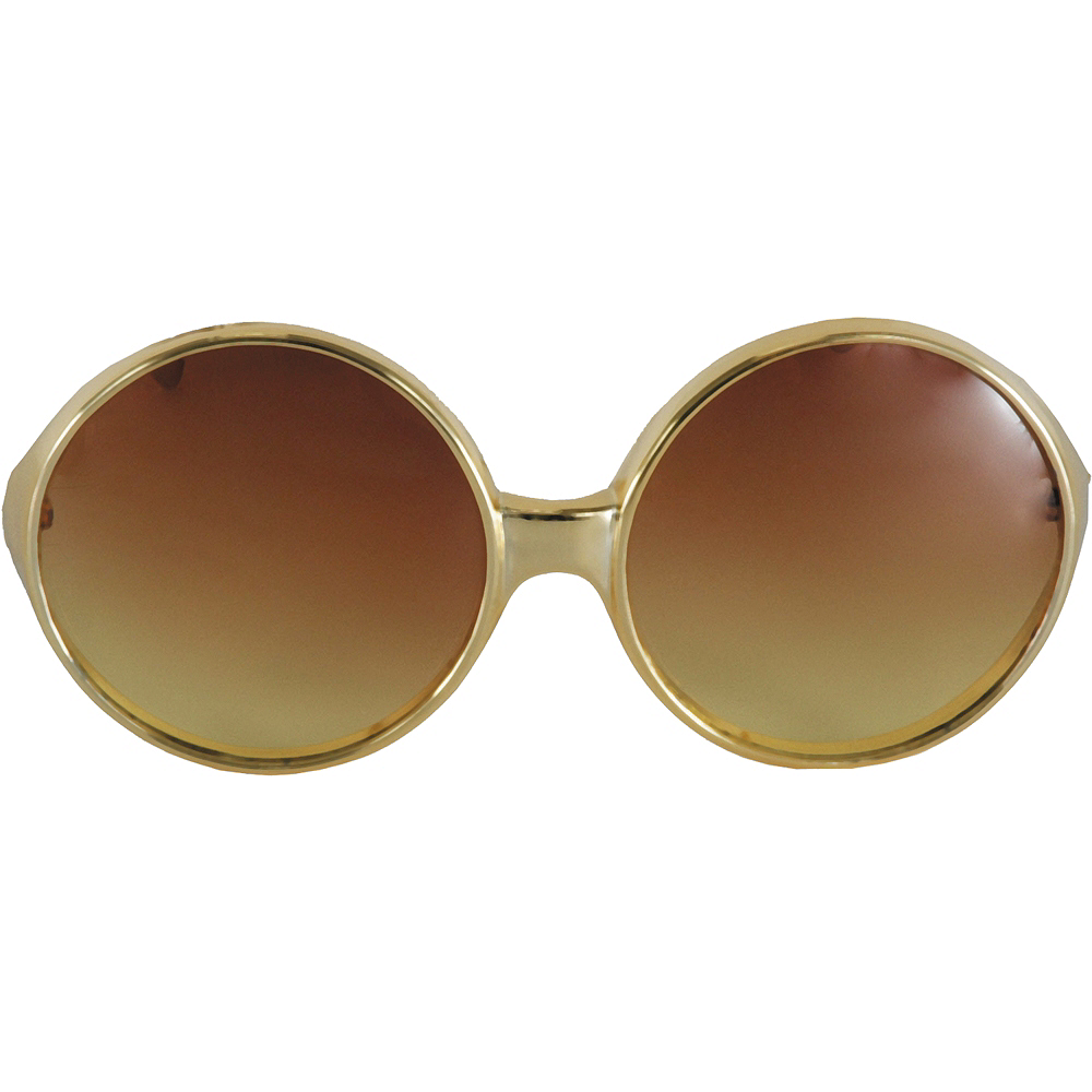Brown Super Fly Sunglasses Image #1