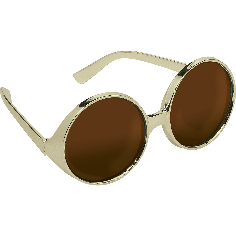 Brown Super Fly Sunglasses Image #2