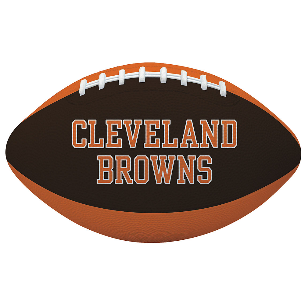 Cleveland Browns Toy Football Image #1