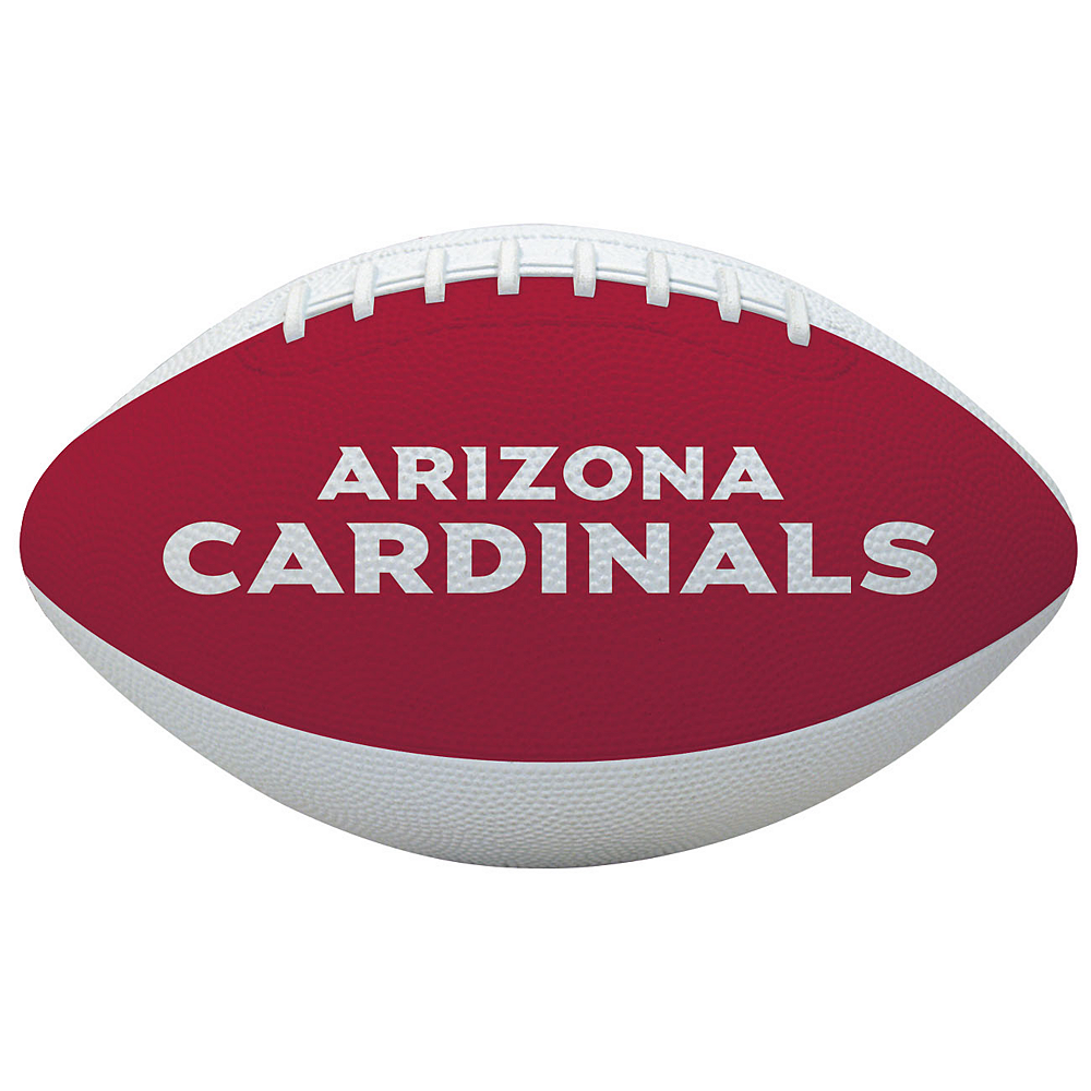 Arizona Cardinals Toy Football Image #1