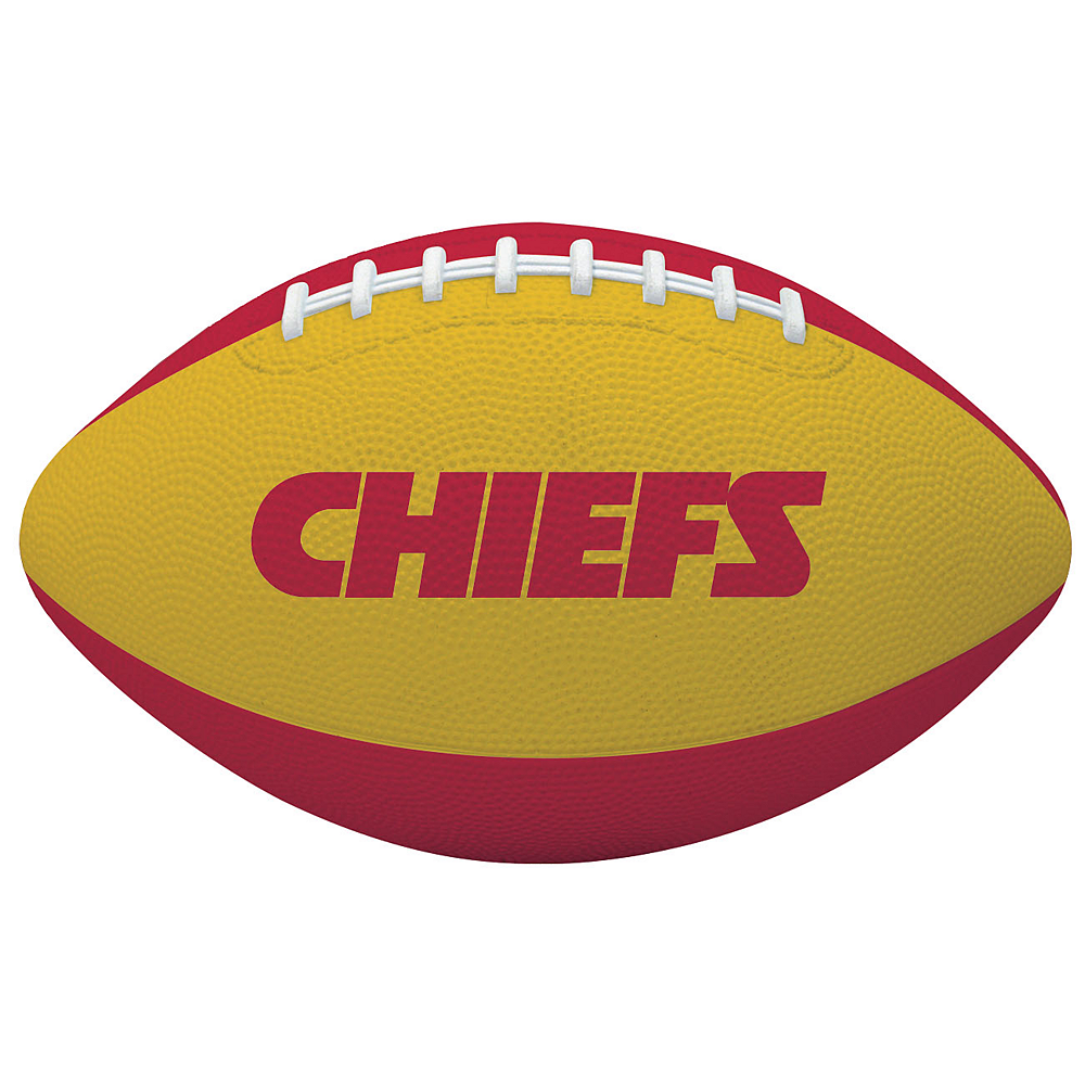 Kansas City Chiefs Toy Football Image #1