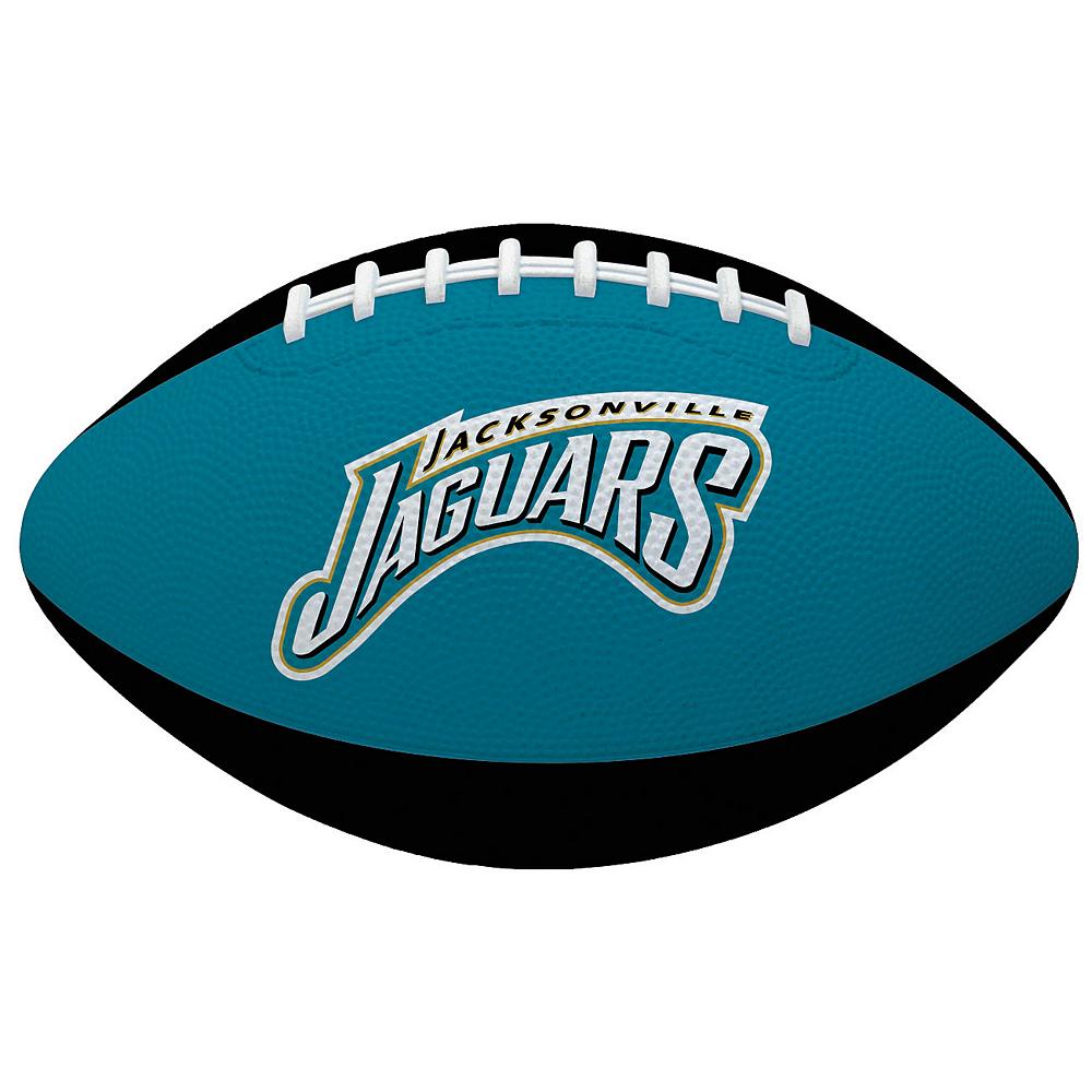 Jacksonville Jaguars Toy Football Image #1