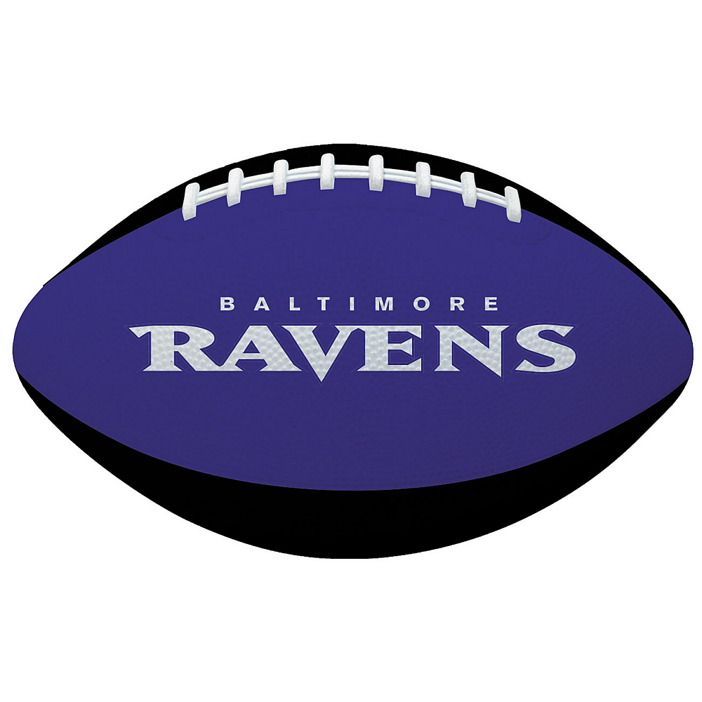 Baltimore Ravens Toy Football Image #1