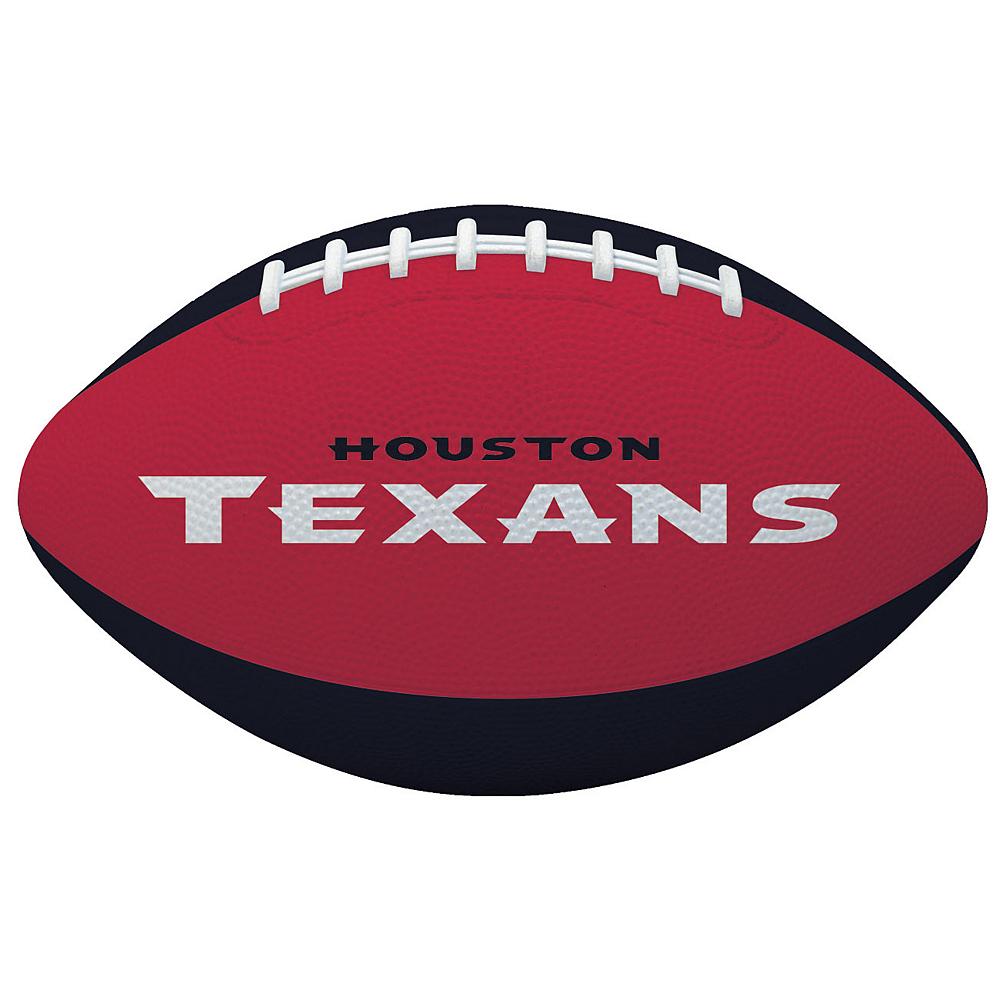 Houston Texans Toy Football Image #1