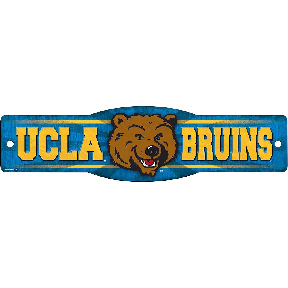 UCLA Bruins Street Sign Image #1
