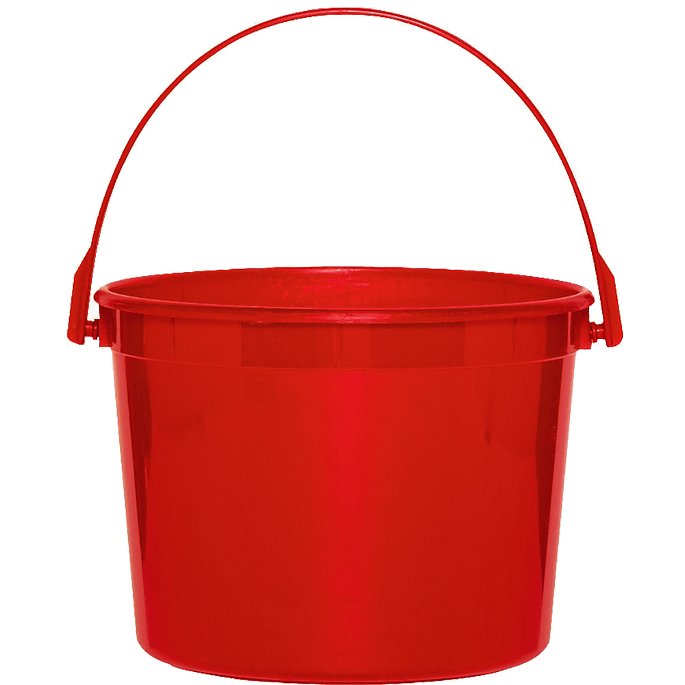 Red Favor Container Image #1