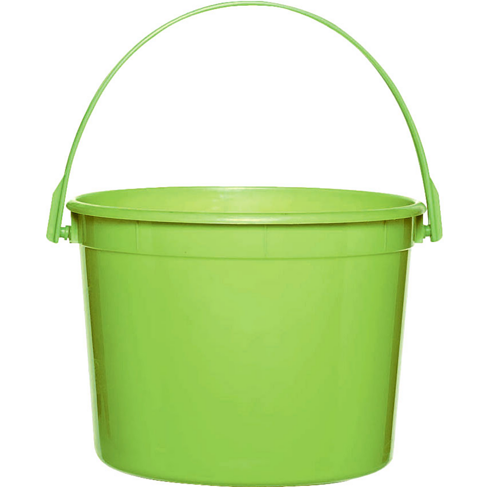 Kiwi Green Favor Container Image #1