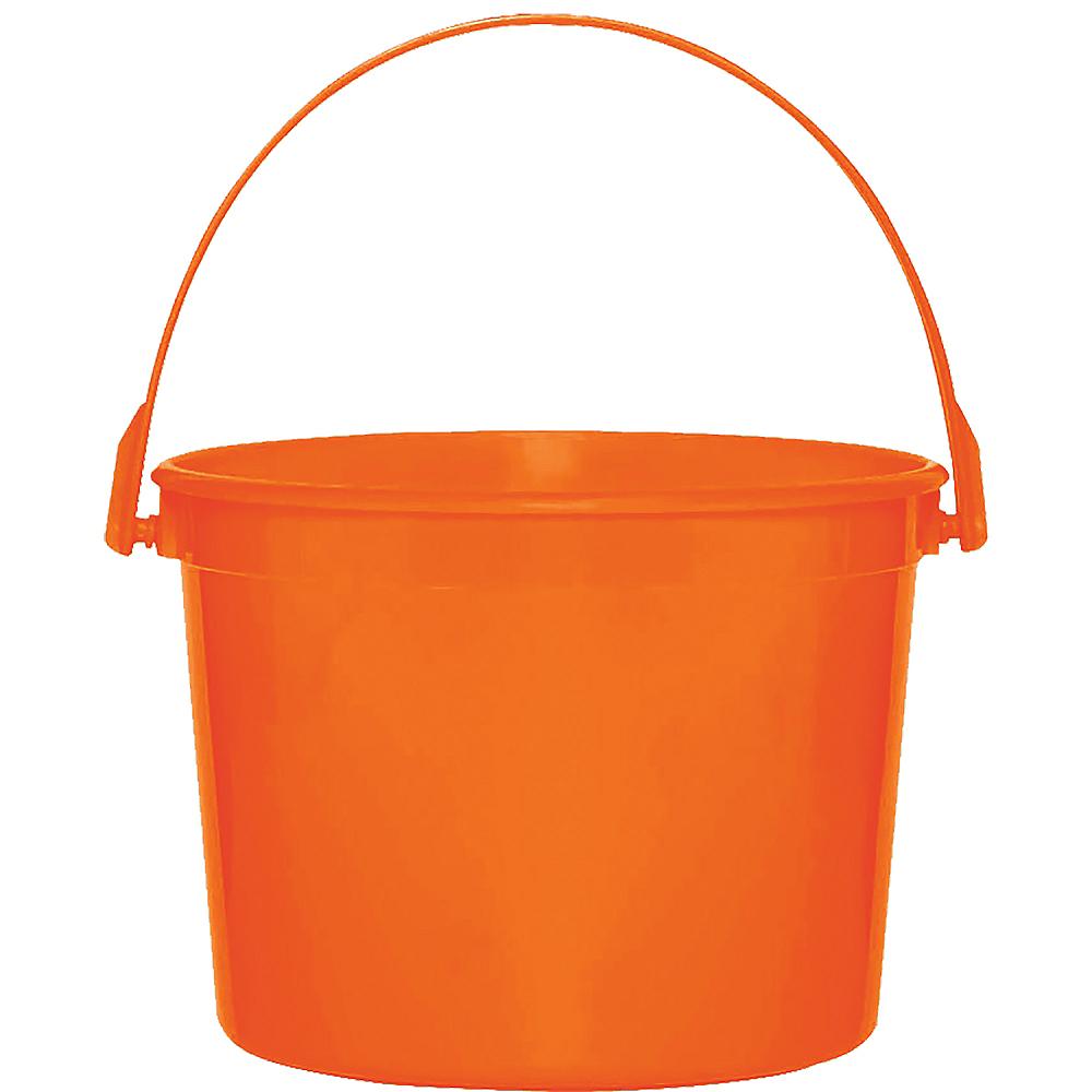 Orange Favor Container 6in x 4 1/2in Image #1