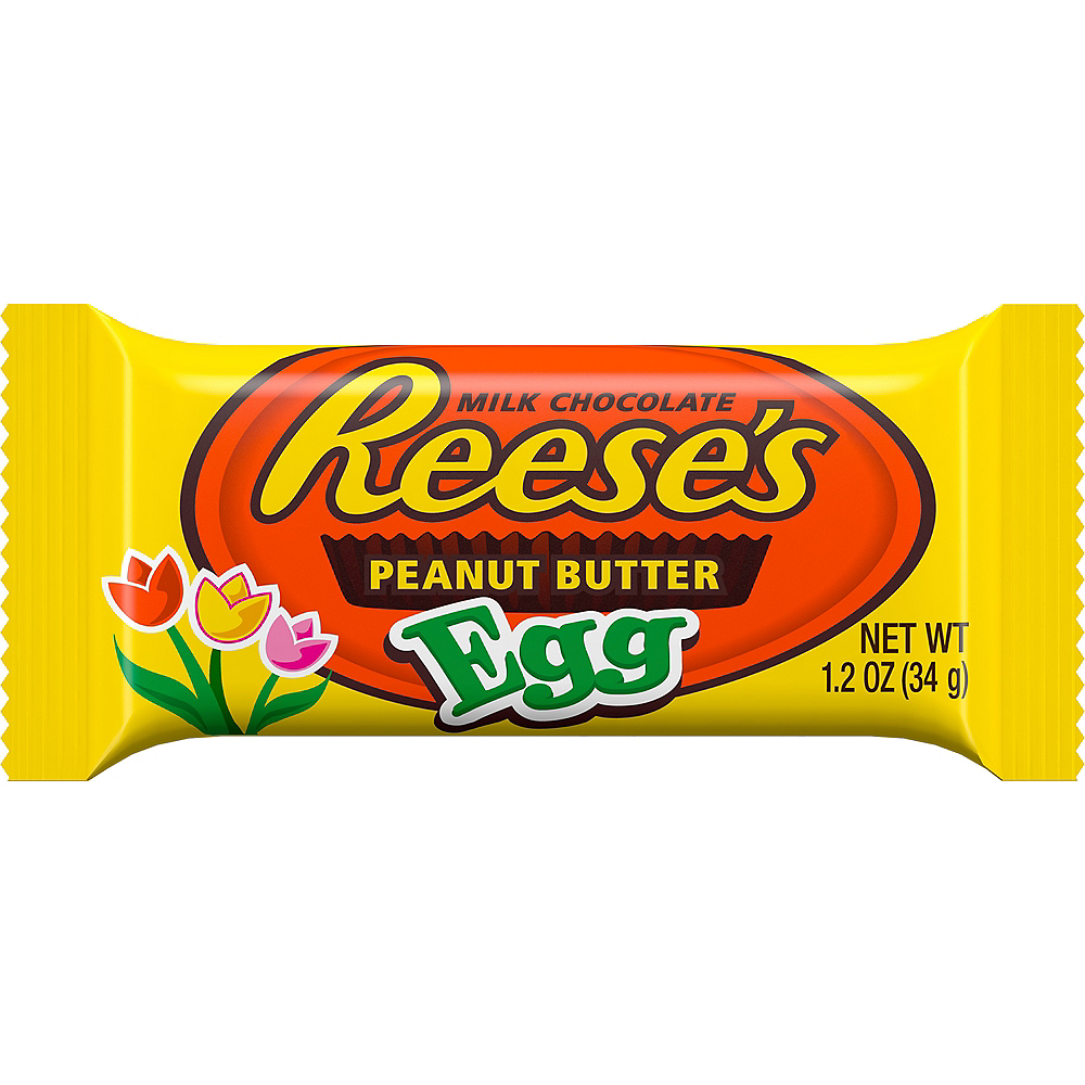 Reese's Milk Chocolate Peanut Butter Egg Image #2