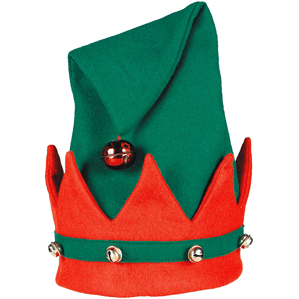 Nav Item for Deluxe Elf Hat Image #1
