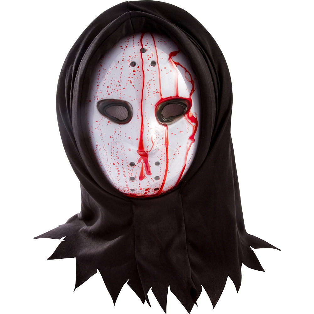 Nav Item for Bleeding Hockey Mask Image #1