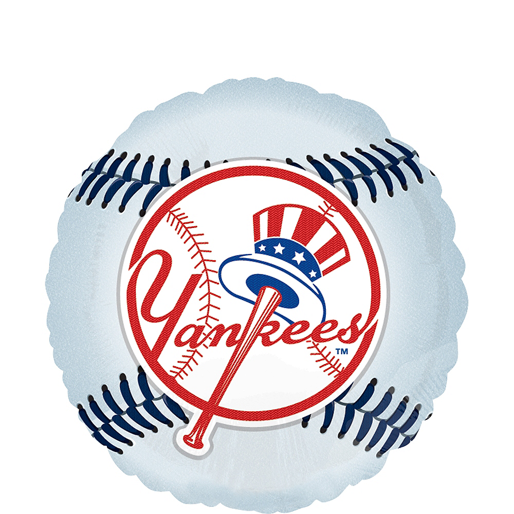 New York Yankees Balloon - Baseball Image #1