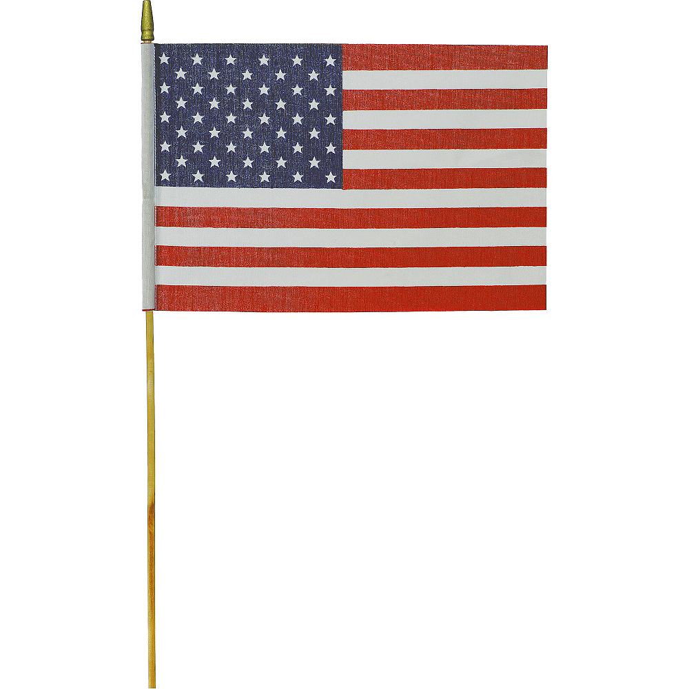 Large American Flag Image #1
