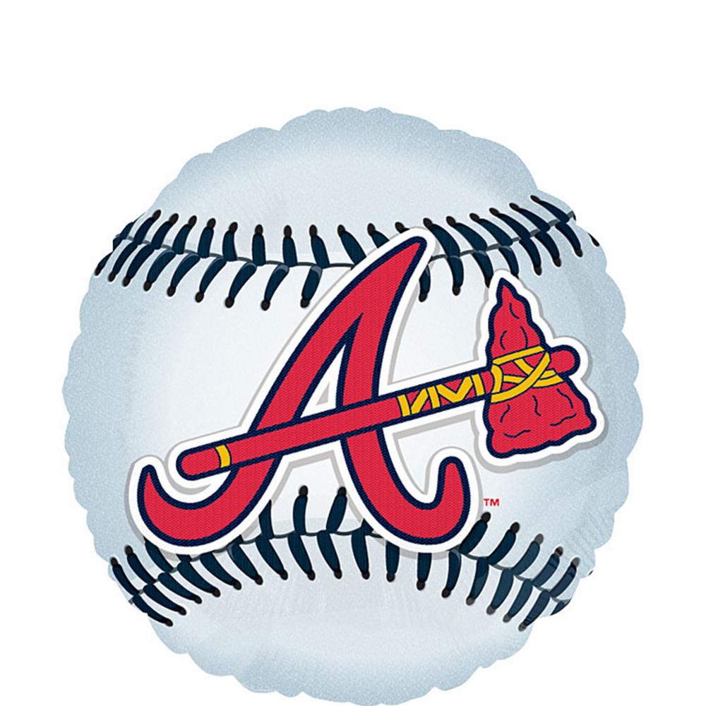 Atlanta Braves Balloon - Baseball Image #1