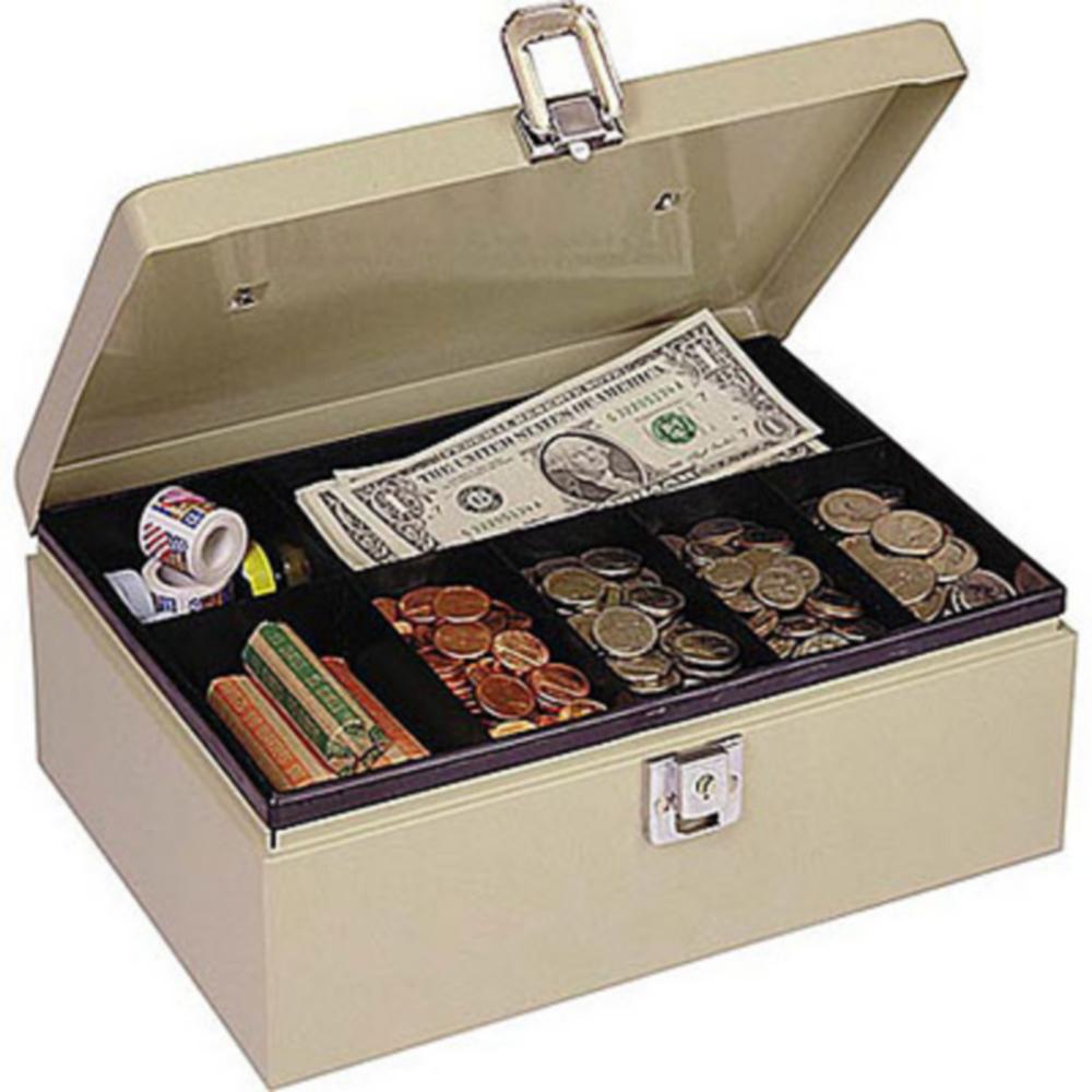 Metal Cash Box Image #1