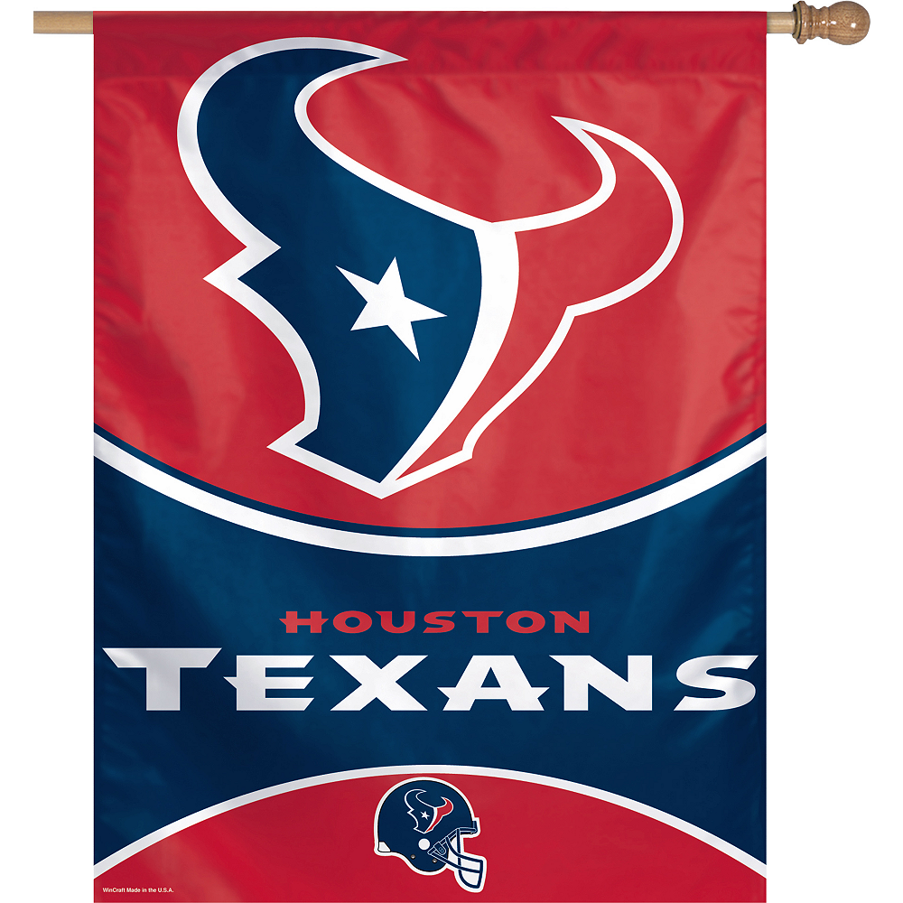 Houston Texans Banner Flag Image #1